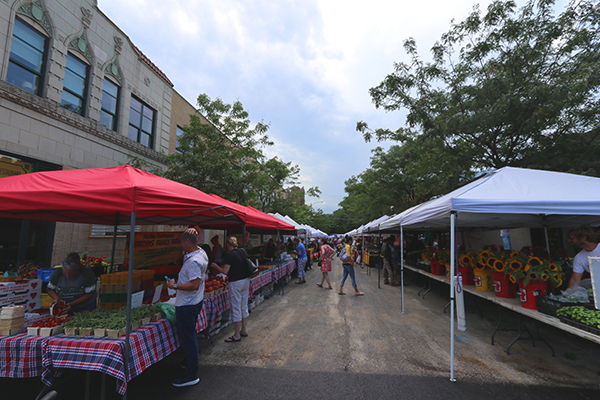 Andersonville Farmers Market | ChicagoHome Brokerage Network at @properties