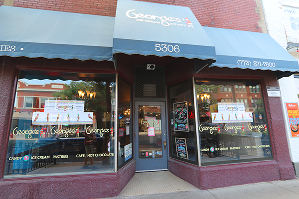 George's Ice Cream | ChicagoHome Brokerage Network at @properties